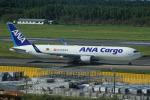 神宮寺ももさんが、成田国際空港で撮影した全日空 767-316F/ERの航空フォト(飛行機 写真・画像)