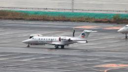 誘喜さんが、羽田空港で撮影したスカイサービス・ビジネス・アビエーション 45の航空フォト(飛行機 写真・画像)
