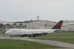 Mr.boneさんが、嘉手納飛行場で撮影したデルタ航空 747-451の航空フォト(飛行機 写真・画像)