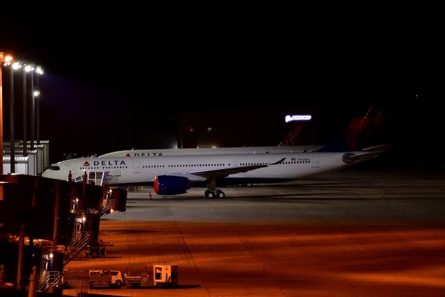 ひこ☆さんが、中部国際空港で撮影したデルタ航空 A330-941の航空フォト(飛行機 写真・画像)