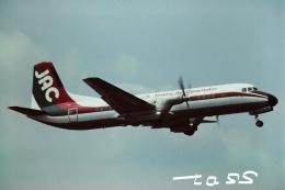 tassさんが、鹿児島空港で撮影した日本エアコミューター YS-11A-500の航空フォト(飛行機 写真・画像)