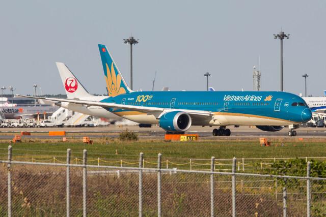 Koenig117さんが、成田国際空港で撮影したベトナム航空 787-10の航空フォト(飛行機 写真・画像)