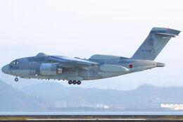 CYGNUS_20-1101さんが、米子空港で撮影した航空自衛隊 XC-2の航空フォト(飛行機 写真・画像)