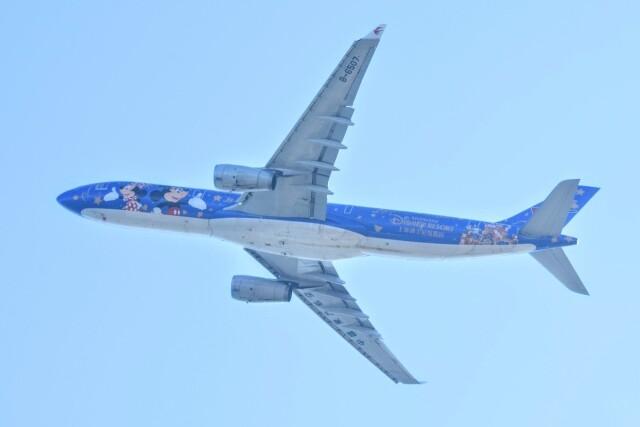 M.Tさんが、関西国際空港で撮影した中国東方航空 A330-343Xの航空フォト(飛行機 写真・画像)