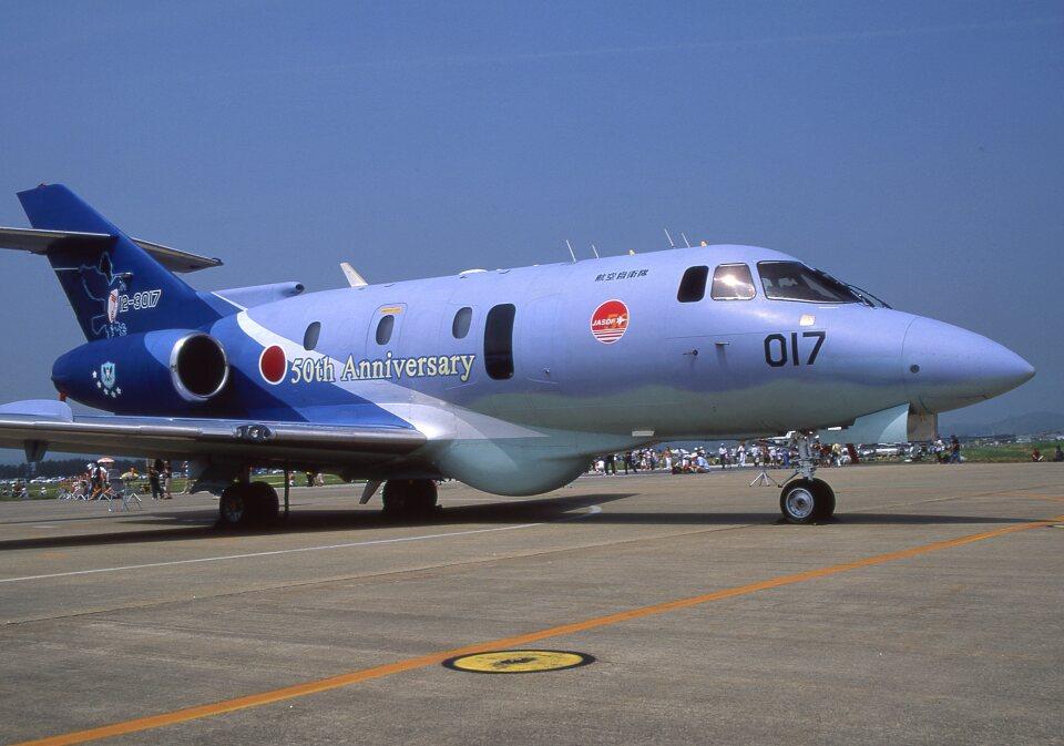 F-4さんの航空自衛隊 Raytheon U-125A (12-3017) 航空フォト