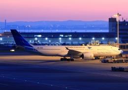 LOTUSさんが、関西国際空港で撮影したガルーダ・インドネシア航空 A330-941の航空フォト(飛行機 写真・画像)