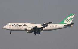 hs-tgjさんが、スワンナプーム国際空港で撮影したマーハーン航空 747-3B3Mの航空フォト(飛行機 写真・画像)