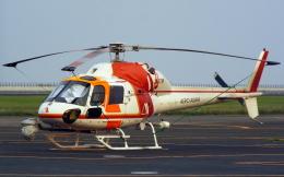 asuto_fさんが、大分空港で撮影した朝日航洋 AS355F2 Ecureuil 2の航空フォト(飛行機 写真・画像)