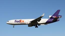 raichanさんが、成田国際空港で撮影したフェデックス・エクスプレス MD-11Fの航空フォト(飛行機 写真・画像)