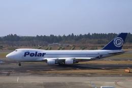 m_aereo_iさんが、成田国際空港で撮影したポーラーエアカーゴ 747-46NF/SCDの航空フォト(飛行機 写真・画像)