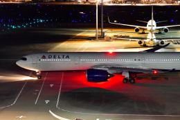 EY888さんが、羽田空港で撮影したデルタ航空 A330-941の航空フォト(飛行機 写真・画像)