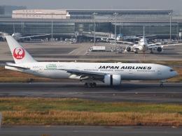 FT51ANさんが、羽田空港で撮影した日本航空 777-246/ERの航空フォト(飛行機 写真・画像)