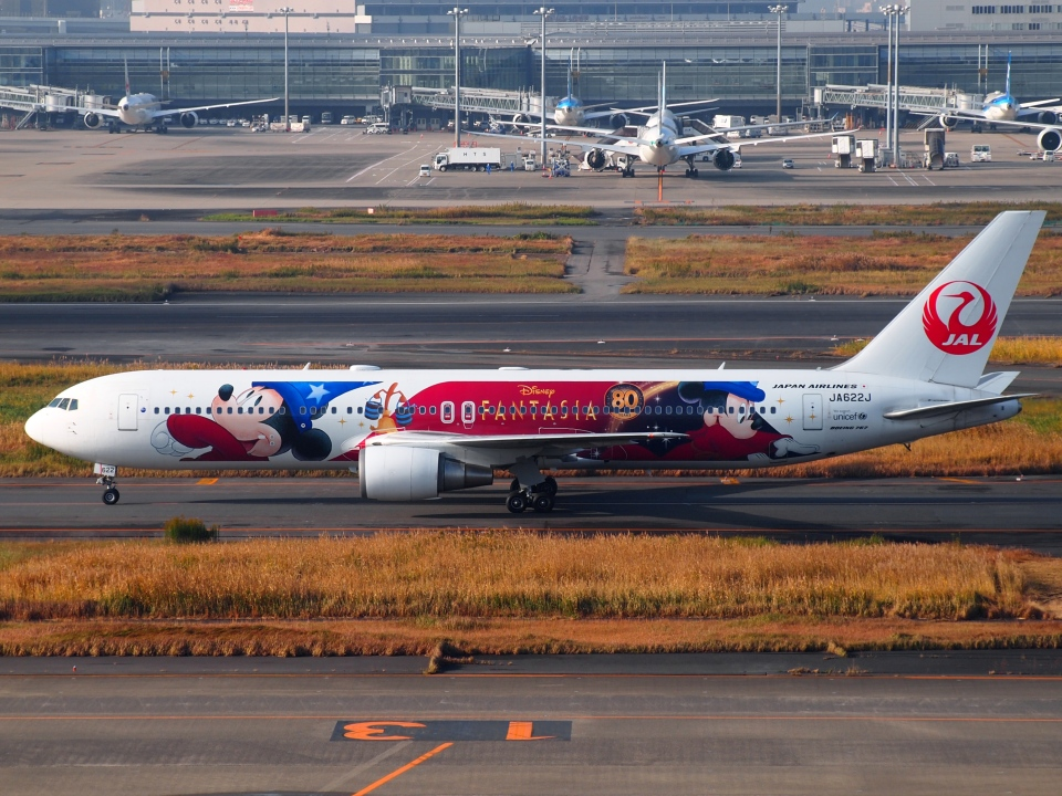 FT51ANさんの日本航空 Boeing 767-300 (JA622J) 航空フォト