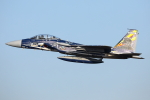 levo2735さんが、名古屋飛行場で撮影した航空自衛隊 F-15DJ Eagleの航空フォト(飛行機 写真・画像)