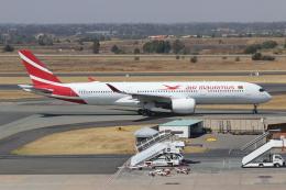 NIKEさんが、O・R・タンボ国際空港で撮影したモーリシャス航空 A350-941の航空フォト(飛行機 写真・画像)