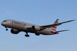 BOEING737MAX-8さんが、成田国際空港で撮影したアメリカン航空 787-9の航空フォト(飛行機 写真・画像)