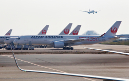 CL&CLさんが、羽田空港で撮影した日本航空 A350-941の航空フォト(飛行機 写真・画像)