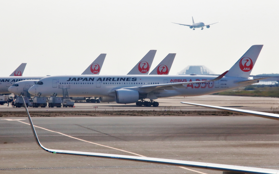 CL&CLさんの日本航空 Airbus A350-900 (JA01XJ) 航空フォト