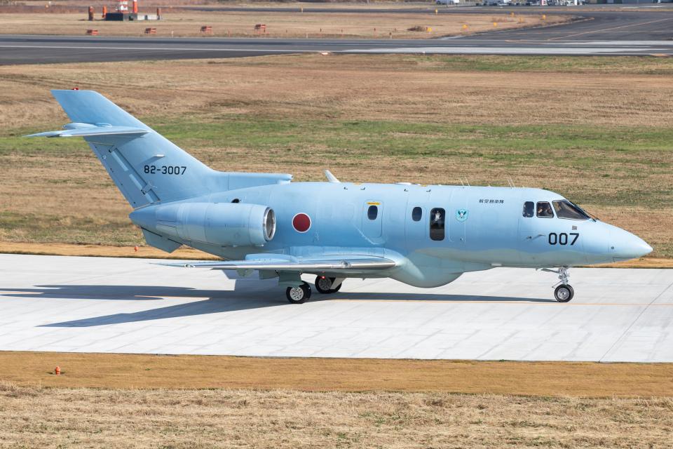KANTO61さんの航空自衛隊 Raytheon U-125A (82-3007) 航空フォト