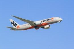 mahiちゃんさんが、成田国際空港で撮影したジェットスター 787-8 Dreamlinerの航空フォト(飛行機 写真・画像)