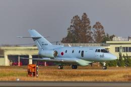 Mochi7D2さんが、茨城空港で撮影した航空自衛隊 U-125A(Hawker 800)の航空フォト(飛行機 写真・画像)