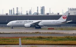 CL&CLさんが、羽田空港で撮影した日本航空 787-9の航空フォト(飛行機 写真・画像)