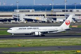 Frankspotterさんが、羽田空港で撮影した日本航空 767-346の航空フォト(飛行機 写真・画像)