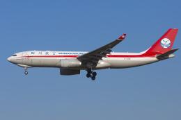 mameshibaさんが、成田国際空港で撮影した四川航空 A330-243Fの航空フォト(飛行機 写真・画像)