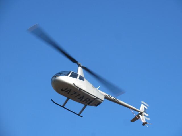 ランチパッドさんが、静岡ヘリポートで撮影したクリアネット R66 Turbineの航空フォト(飛行機 写真・画像)