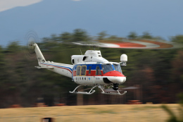 Assk5338さんが、松本空港で撮影した国土交通省 地方整備局 412EPの航空フォト(飛行機 写真・画像)