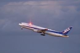 JA8101さんが、羽田空港で撮影した全日空 767-381/ERの航空フォト(飛行機 写真・画像)
