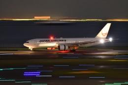 JA8101さんが、羽田空港で撮影した日本航空 777-289の航空フォト(飛行機 写真・画像)
