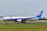 @たかひろさんが、伊丹空港で撮影した全日空 777-281の航空フォト(飛行機 写真・画像)