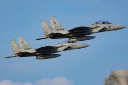 マックパパさんが、新田原基地で撮影した航空自衛隊 F-15DJ Eagleの航空フォト(飛行機 写真・画像)