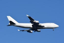 rangeroverさんが、成田国際空港で撮影したアトラス航空 747-481F/SCDの航空フォト(飛行機 写真・画像)