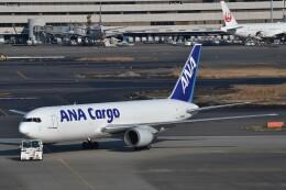B747‐400さんが、羽田空港で撮影した全日空 767-381/ER(BCF)の航空フォト(飛行機 写真・画像)
