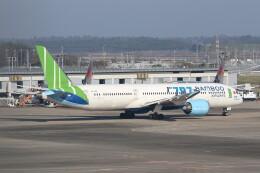 utarou on NRTさんが、成田国際空港で撮影したバンブー・エアウェイズ 787-9の航空フォト(飛行機 写真・画像)
