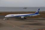 乙事さんが、羽田空港で撮影した全日空 777-381の航空フォト(飛行機 写真・画像)