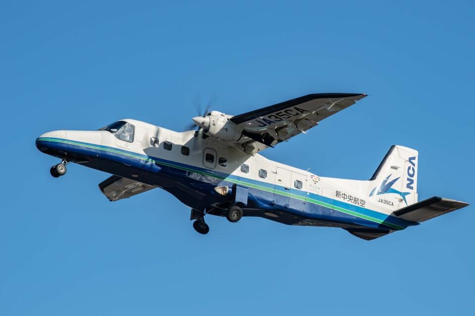 Takeshi90ssさんの新中央航空 Dornier 228 NG (JA35CA) 航空フォト