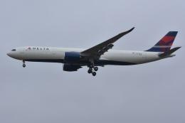 Izumixさんが、成田国際空港で撮影したデルタ航空 A330-941の航空フォト(飛行機 写真・画像)