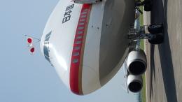 hachiさんが、千歳基地で撮影した航空自衛隊 747-47Cの航空フォト(飛行機 写真・画像)