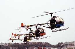 Y.Todaさんが、宇都宮駐屯地で撮影した陸上自衛隊 TH-55J Osageの航空フォト(飛行機 写真・画像)