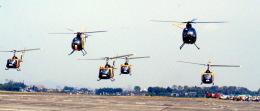 Y.Todaさんが、宇都宮駐屯地で撮影した陸上自衛隊 OH-6Jの航空フォト(飛行機 写真・画像)
