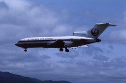 biscayneさんが、伊丹空港で撮影した日本航空 727-46の航空フォト(飛行機 写真・画像)