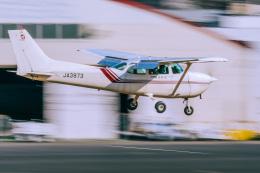 NCT310さんが、調布飛行場で撮影した日本法人所有 172P Skyhawkの航空フォト(飛行機 写真・画像)