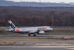 HND_fanさんが、新千歳空港で撮影したジェットスター・ジャパン A320-232の航空フォト(飛行機 写真・画像)