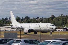 Airliners Freakさんが、ボーイングフィールドで撮影したアメリカ海軍 P-8A (737-8FV)の航空フォト(飛行機 写真・画像)