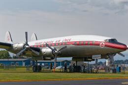 Airliners Freakさんが、ボーイングフィールドで撮影したロッキード・マーティン L-1049G Super Constellationの航空フォト(飛行機 写真・画像)