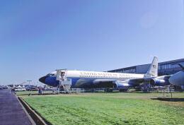 Airliners Freakさんが、ボーイングフィールドで撮影したアメリカ空軍 VC-137B (707-153B)の航空フォト(飛行機 写真・画像)