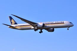 フリューゲルさんが、成田国際空港で撮影したシンガポール航空 787-10の航空フォト(飛行機 写真・画像)